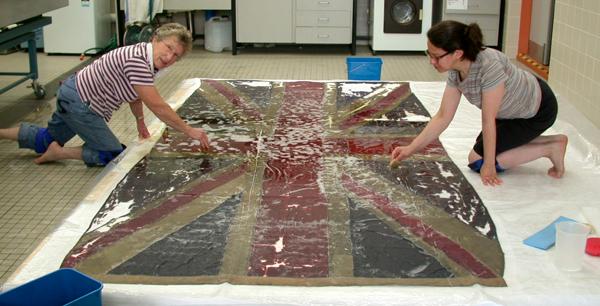 The Harefield Flag